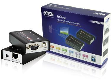 Mini extensor KVM USB