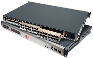 Consola modular avanzada para testeo de red
