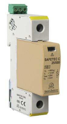 Módulos de protección de 880 VAC