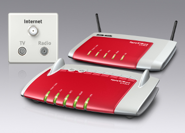 Router para cable