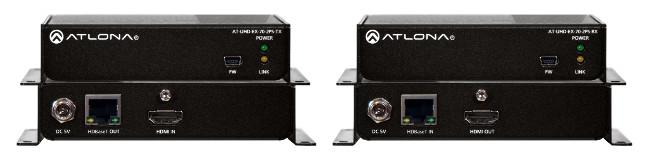 Base transmisora para señal HDMI
