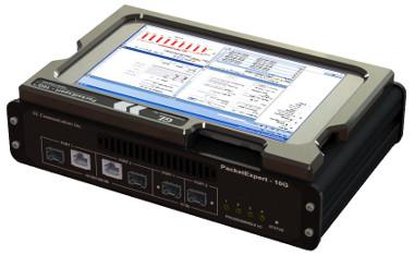 Tester Ethernet IP de próxima generación
