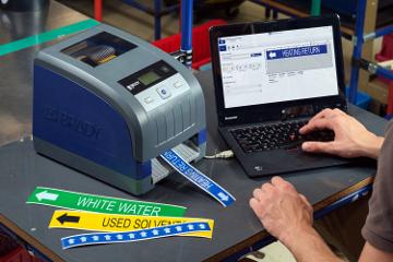 Software para etiquetas de identificación