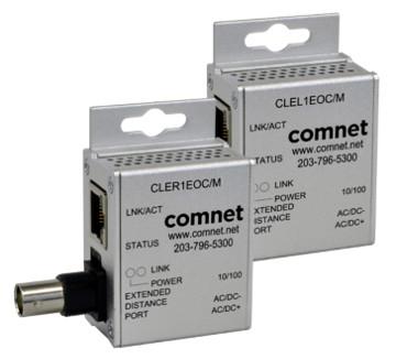 Extensores Ethernet para infraestructura coaxial