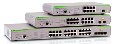 Switches Gigabit Ethernet L2