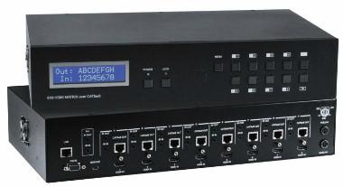 Switch de vídeo de HDMI a HDBase-T