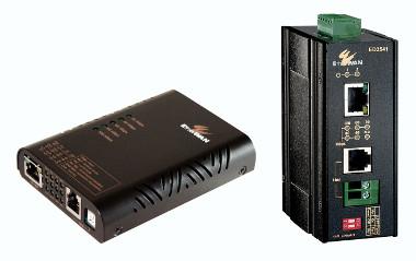 Extensores Ethernet sobre cables de cobre