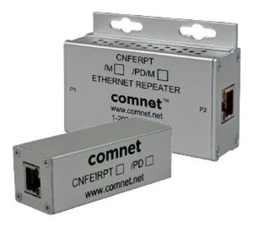 Repetidor para conexiones Ethernet 10/100