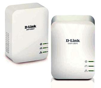 Conexión PLC doméstica de 1 Gigabit