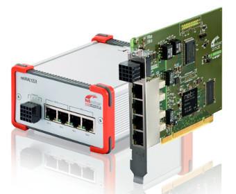 analizador Ethernet en tiempo real