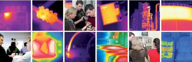 Curso de certificación en termografía ITC nivel 2