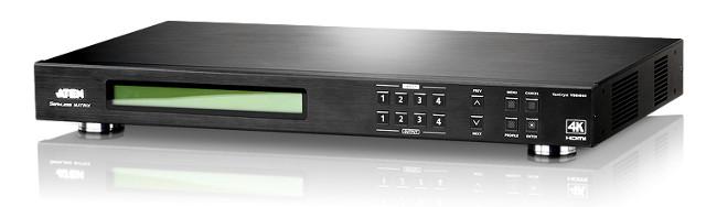 Conmutador de matriz HDMI 4K