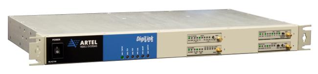 Chasis de conmutación y administración Ethernet