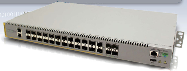 Switches Gigabit apilables