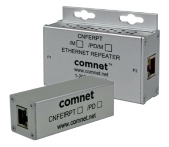 Repetidores Ethernet PoE hasta 60 W