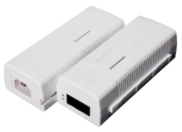 Inyectores Power over Ethernet
