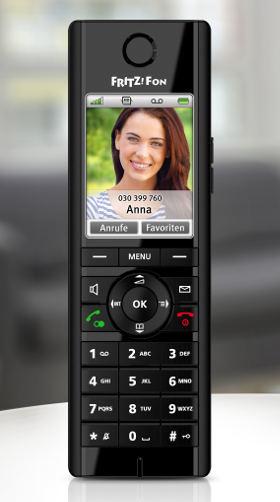 Teléfono DECT inteligente