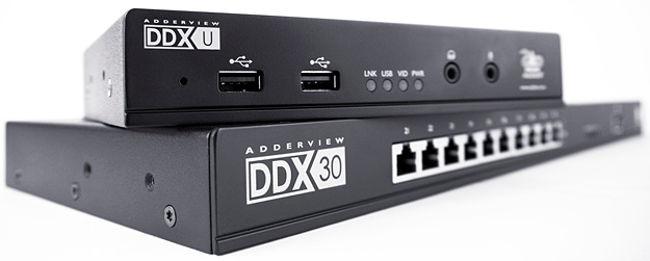 Switch KVM de 30 puertos