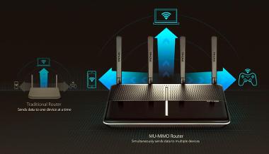 módem router VDSL