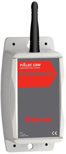 Sensores de rayos con GSM