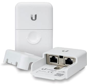 Protector Ethernet contra picos de corriente