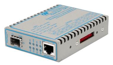 Conversor de cobre RJ45 a fibra 10G