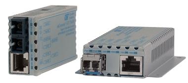 Conversor Ethernet PoE
