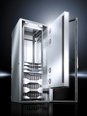 Refrigeración líquida de racks