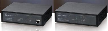 Switches Gigabit y Fast Ethernet