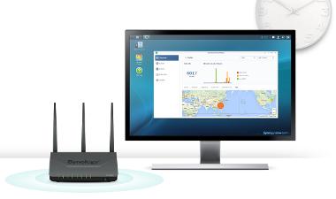 Software de gestión para routers