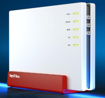 Routers para para DSL, cable y Wi-Fi ultrarrápido