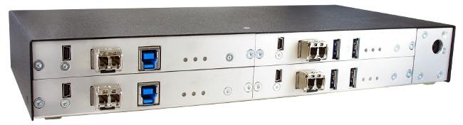 Extensores KVM modulares USB 3.0