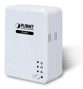 Extensor Powerline Ethernet