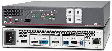 Procesador de grabación y streaming