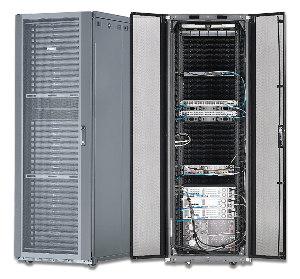 Armarios preconfigurados para centros de datos