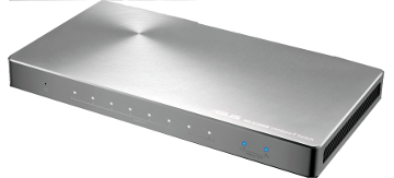 switch Ethernet de 10 puertos