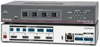 Switch HDMI para 4K