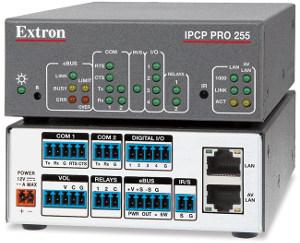 Procesador de control de redes AV