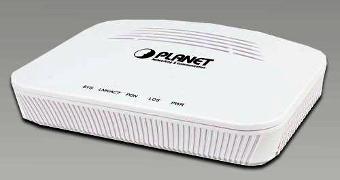Router GPON Gigabit para FTTH