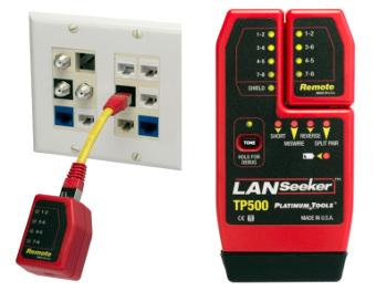 Tester de cable y generador de tono