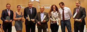 Galardones en los XVIII Premis Connexió