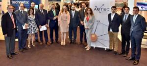 Inauguración de AOTEC 2017
