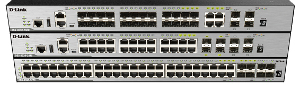 Switches Gigabit de alta gama