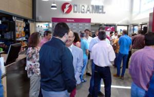 Nueva sede de Digamel en A Coruña