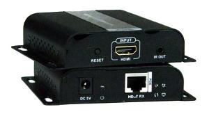 extensor HDMI sobre IP con PoE
