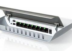 Switches Gigabit de ocho puertos para pymes y hogares