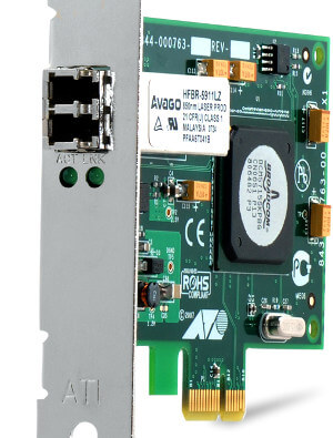 Adaptadores Gigabit PCI-Express