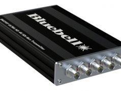 Multiplexor con soporte de conversión 4K UHD