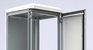 Armario de aluminio combinable
