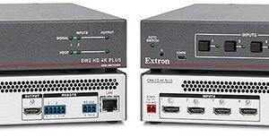 Switches HDMI 4K/60 Hz